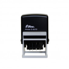 Carimbo Datador Com Texto Automático Shiny S -827D