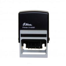 Carimbo Datador Com Texto Automático Shiny S -828D