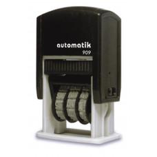 Carimbo Datador Automatik com Texto 909-DS