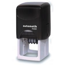Carimbo Datador com Texto Automatik 940-D