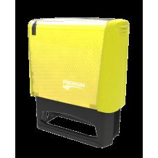 Carimbo Premium N20 Amarelo