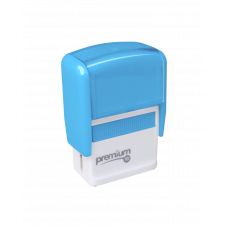 Carimbo Premium 10 Azul