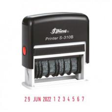 Carimbo Datador/Numerador Shiny S-310-B
