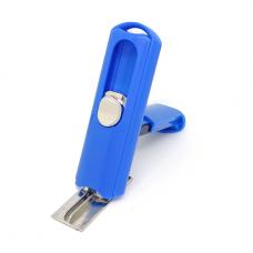 Carimbo Pocket Automatik PS-413 Azul