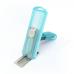 Carimbo Pocket Automatik PS-413 Verde Transparente