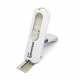 Carimbo Pocket Automatik PS-413 Branco